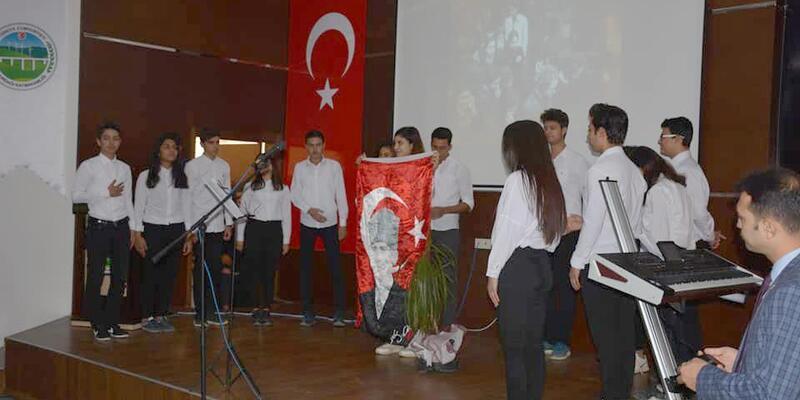 Nurdağı'nda, Atatürk anıldı