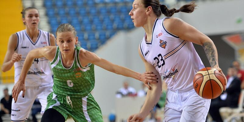 Çukurova Basketbol 105 - 54 Kırçiçeği Bodrum maç sonucu