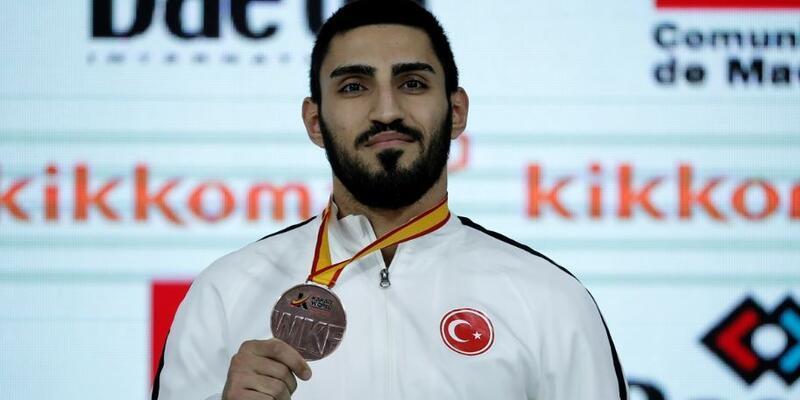 24. Dünya Karate Şampiyonası'nda iki bronz birden