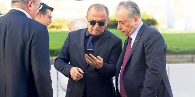 Mustafa Cengiz: Galatasaray'ı dünyanın tepesine taşıyacağız