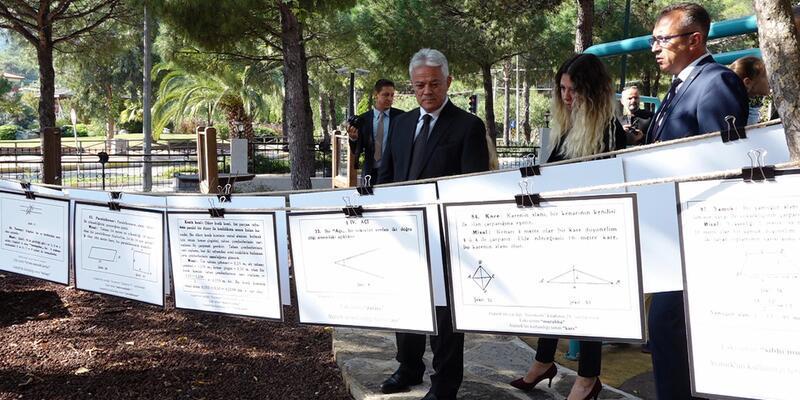 Marmaris'te Atatürk'ü bilimle anlama etkinliği düzenlendi