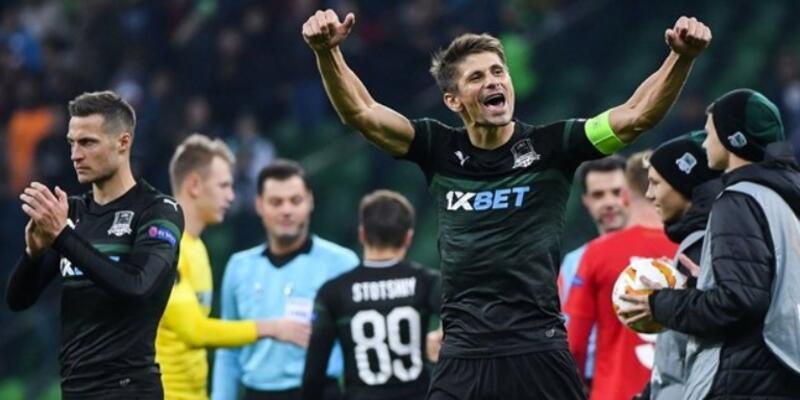 Krasnodar 3 puanı 3 golle aldı
