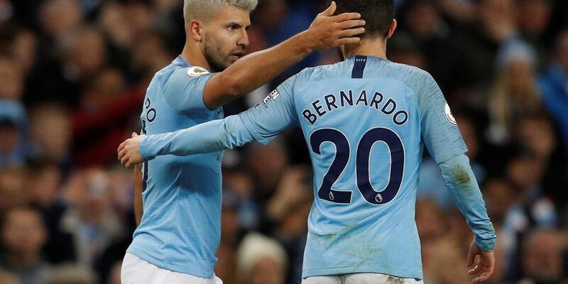 Manchester City 3-1 Manchester United / Maç Özeti