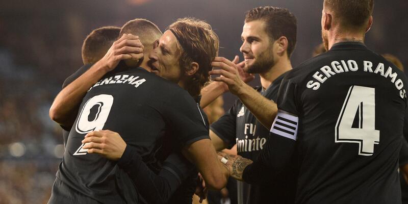 Real Madrid şampiyonluk yarışına ortak oldu