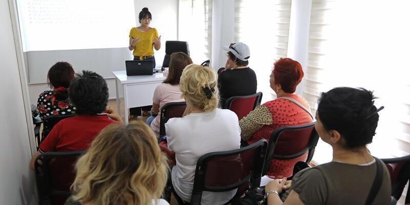 Kadına yönelik şiddetle mücadele için kurulan merkeze 2578 kadın başvurdu