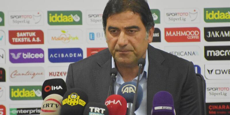 Ünal Karaman'ın istifası kabul edilmedi