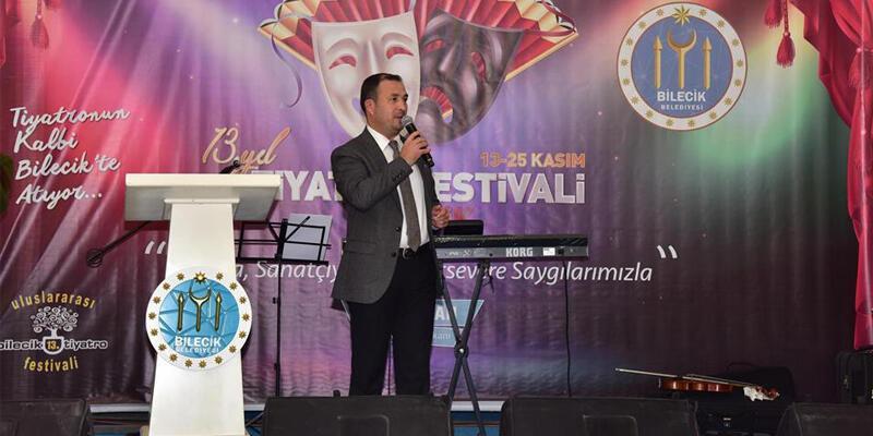 13. Uluslararası Bilecik Tiyatro Festivali başlıyor