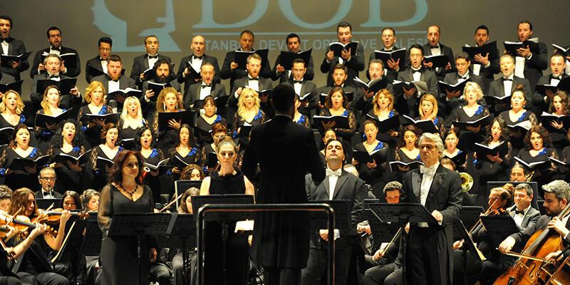 Rossini'nin dünyaca ünlü oratoryosu sahnelenecek