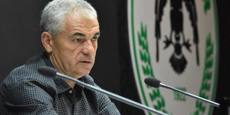 Rıza Çalımbay'dan Konyaspor'a yanıt