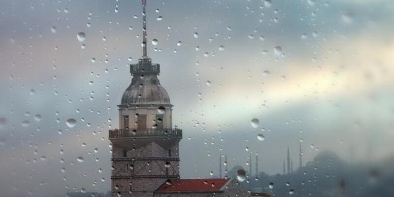 Meteoroloji İstanbul hava durumu beş günlük verileri