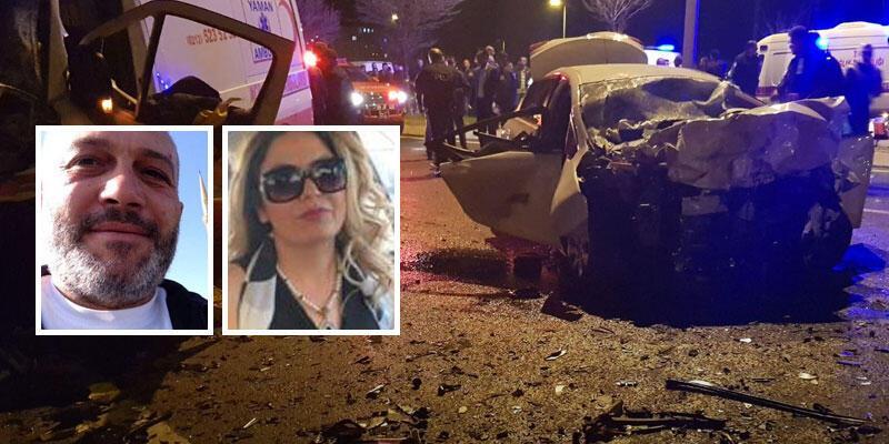 Kazada bir aileyi yok edip kaçan iş adamının eşi boşanma davası açtı