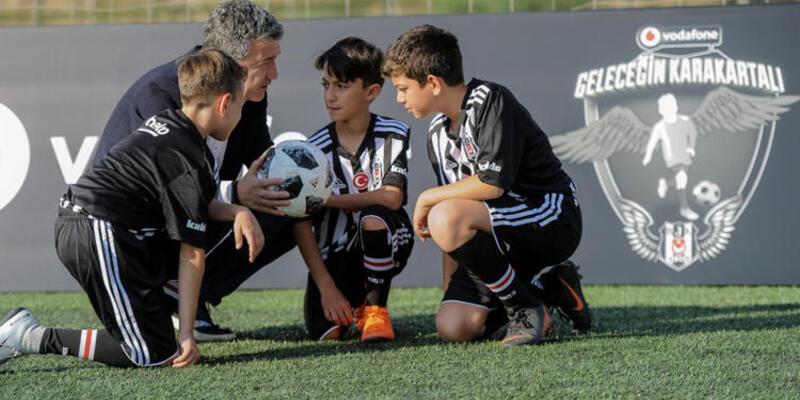 Beşiktaş Kulübünün projesine ödül