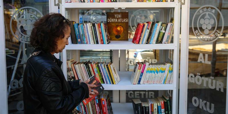 Sokak Kütüphanesi açıldı