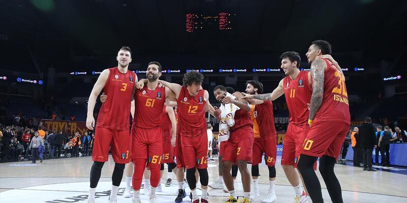 Galatasaray 77-69 ratiopharm Ulm maç sonucu