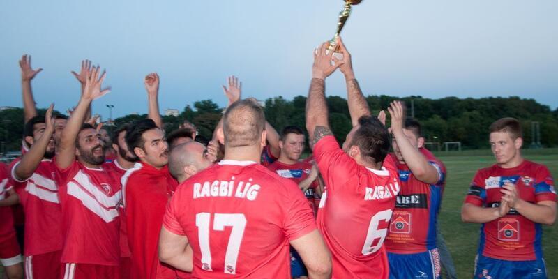 Türkiye Ragbi Lig Derneği Takımı, Balkan Şampiyonu oldu