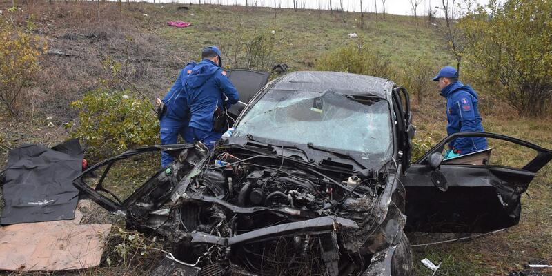 Silivri'de feci kaza: 2 ölü, 3 yaralı