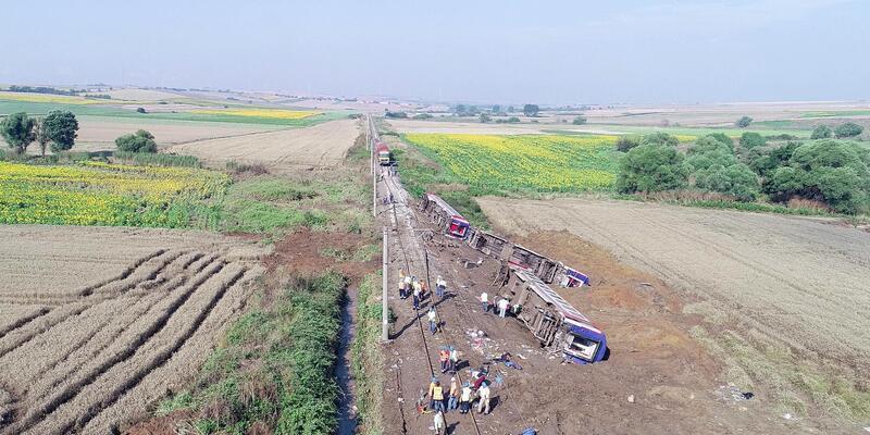 Çorlu'daki tren kazasıyla ilgili hazırlanan bilirkişi raporuna itiraz