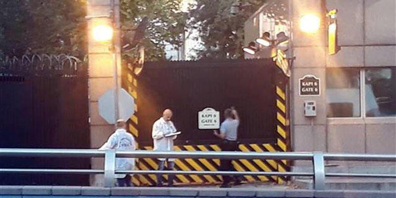 ABD'nin Ankara Büyükelçiliği'nin kurşunlanmasında FETÖ izi