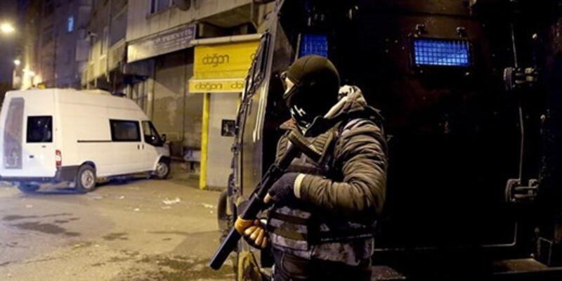 İstanbul'da operasyon: 4 şüpheli yakalandı