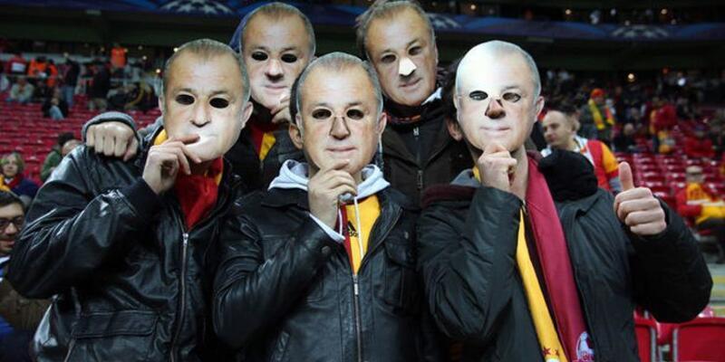 Galatasaray taraftarı Konyaspor maçında Fatih Terim maskesi takacak