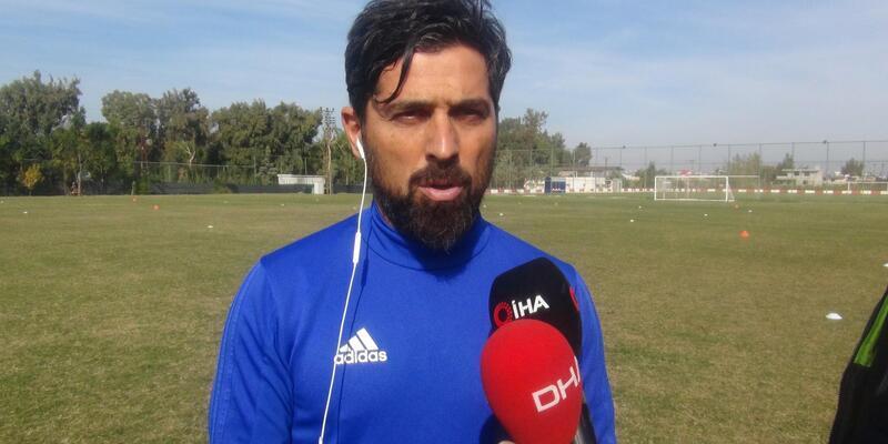 Hatayspor, Altay maçının hazırlıklarını sürdürüyor