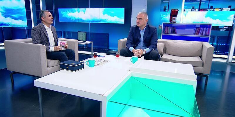 Kültür ve Turizm Bakanı Mehmet Nuri Ersoy'dan önemli açıklamalar
