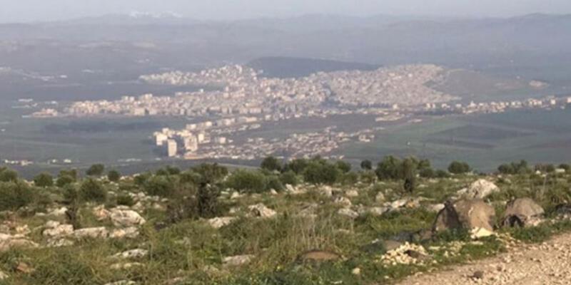 Son Dakika... Afrin'de operasyon