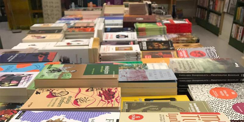 Amacımız önce kitaplarımızı bir araya getirip bir söz söylemek