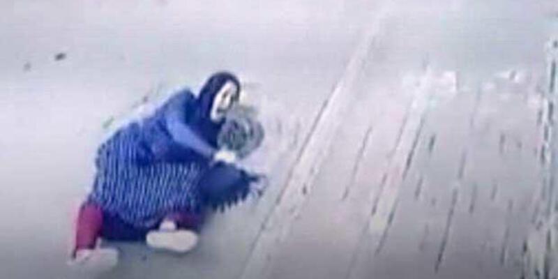 Çinli kadın, İstanbul'da kâbusu yaşadı