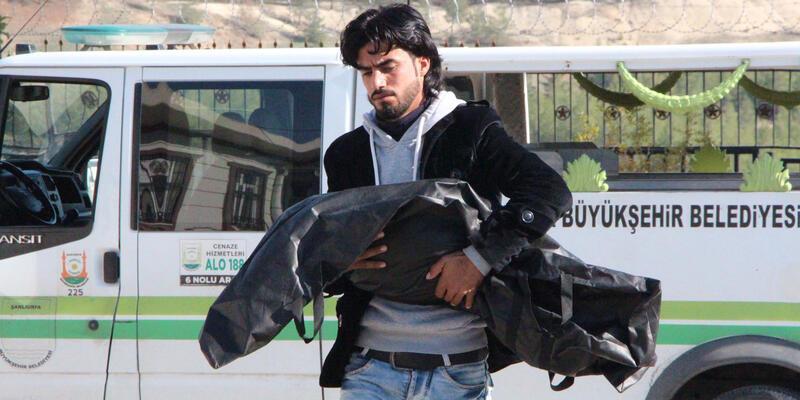 Üzerine çamaşır sepeti düşen Suriyeli Yezen bebekten acı haber