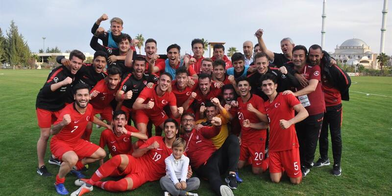 Türkiye U19 Milli Takımı Elit Tur'a yükseldi