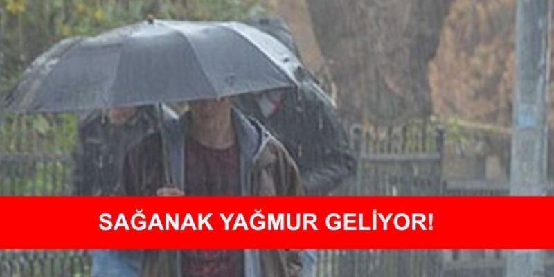 Hava durumu 21 Kasım: Meteoroloji'den İstanbul uyarısı