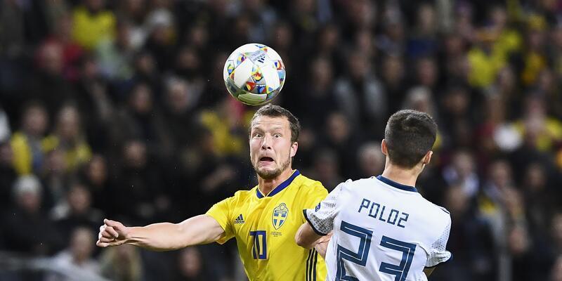 Türkiye'nin grubundan İsveç çıktı... UEFA Uluslar Ligi'nde toplu sonuçlar