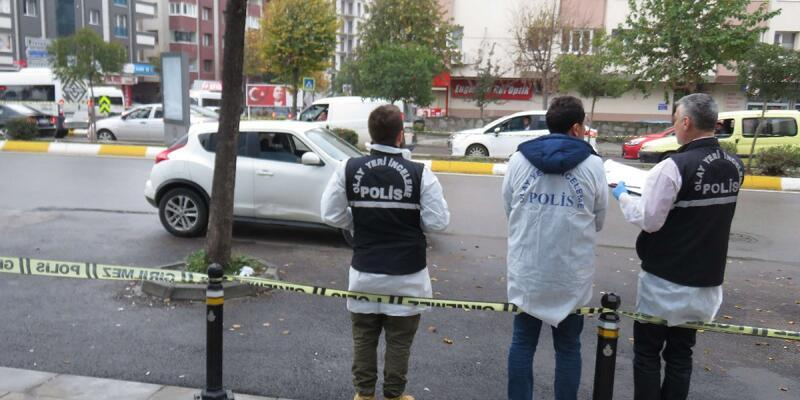 İstanbul'da hastane önünde infaz