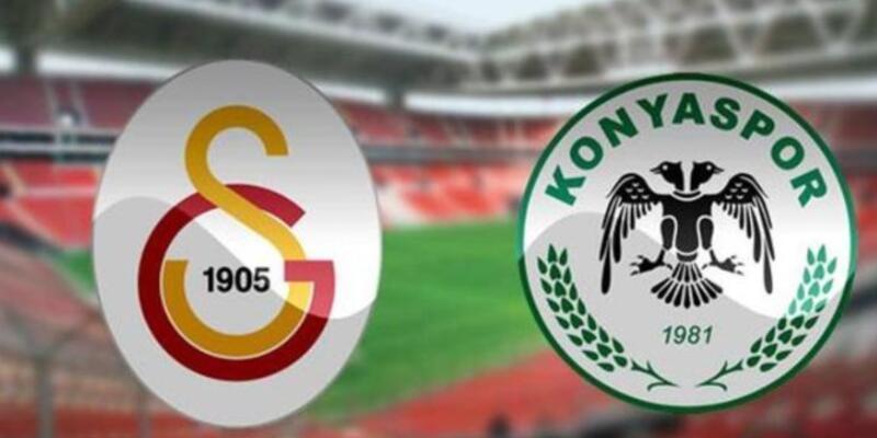 Galatasaray – Konyaspor maçı ne zaman, saat kaçta?