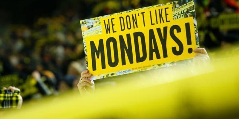 Taraftarlar Bundesliga'yı mağlup etti: Pazartesi maçları kaldırılıyor