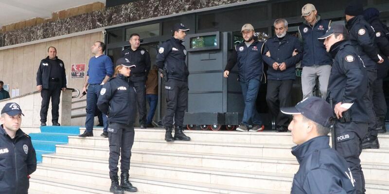 Bomba yüklü araçta tutuklu sayısı 9'a yükseldi