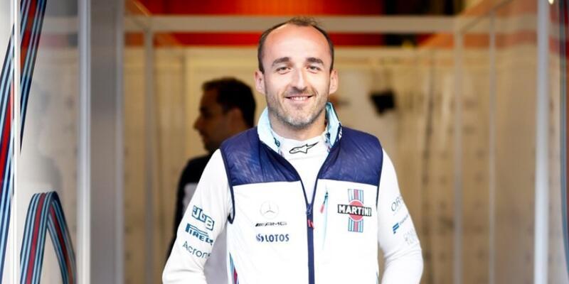 Robert Kubica'dan 1 yıllık imza