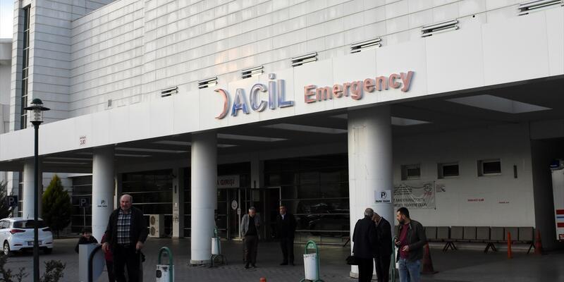 45 öğrenci zehirlenme şüphesiyle hastaneye kaldırıldı