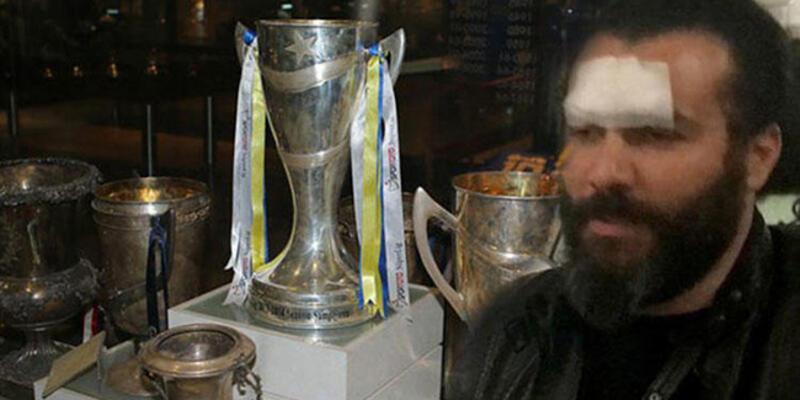 Fenerbahçe'nin kupasını çalmaya çalışan Trabzonlunun cezası belli oldu
