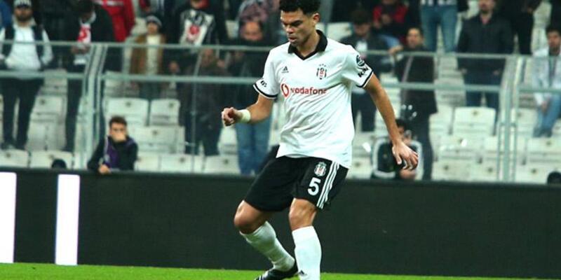 Son dakika Beşiktaş'a Pepe'den kötü haber