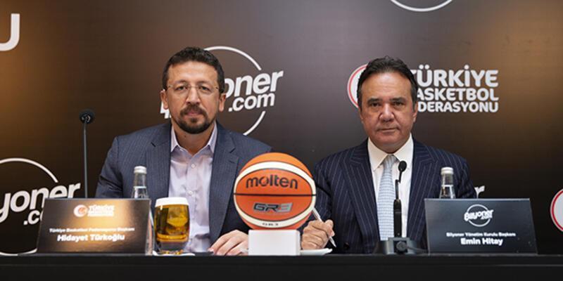 A Milli Basketbol takımlarına yeni sponsor