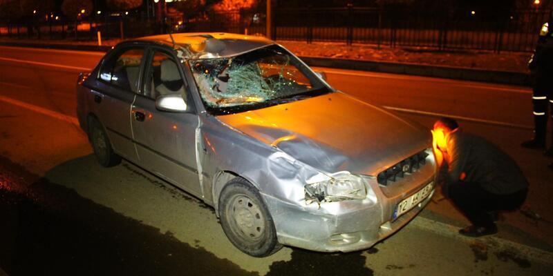 Bingöl'deki kazada anne ve kızı hayatını kaybetti