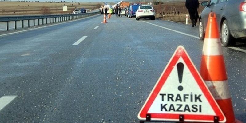 Ankara'da kaza: 2 yaralı