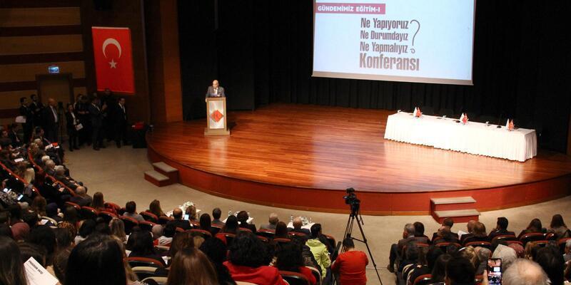 Kültür Üniversitesi'nde 'Gündem Eğitim'