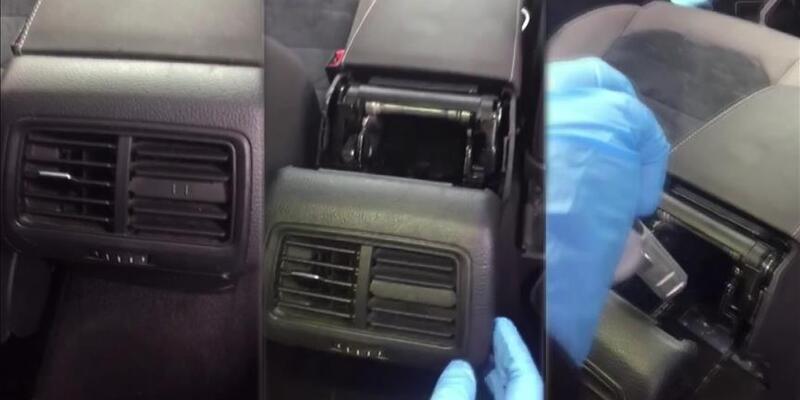 Araçtaki gizli bölme polisi şaşırttı
