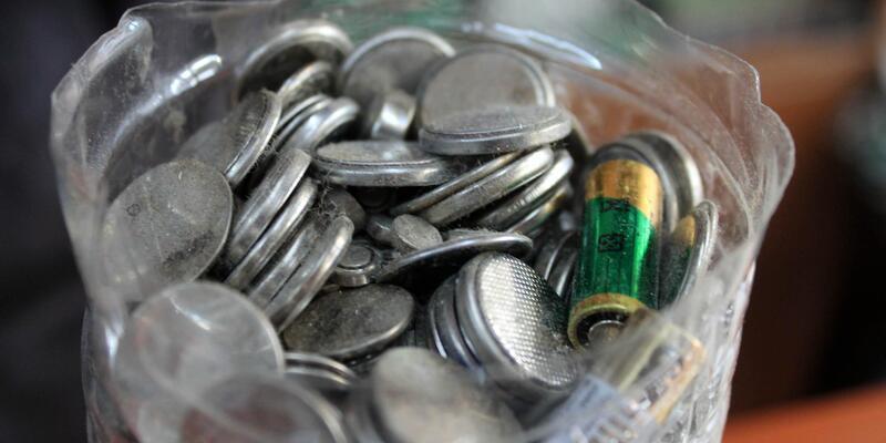 Saat pillerinden gümüş çıkıyor