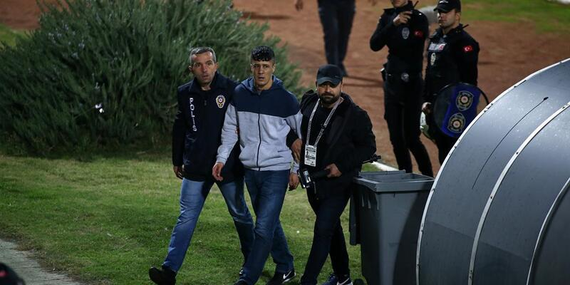 Adana derbisi sonrası bir kişi gözaltına alındı