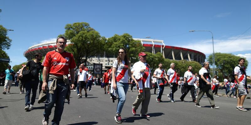 Libertadores Kupası ikinci kez ertelendi