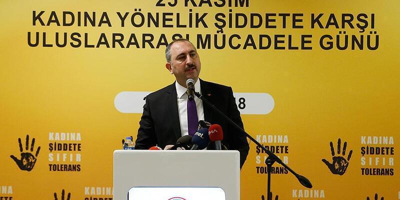 Adalet Bakanı Abdulhamit Gül: Adalete erişimde engelleri kaldırmak temel politikamız